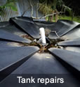 A1 Tank Services can clean and repair all types of tanks